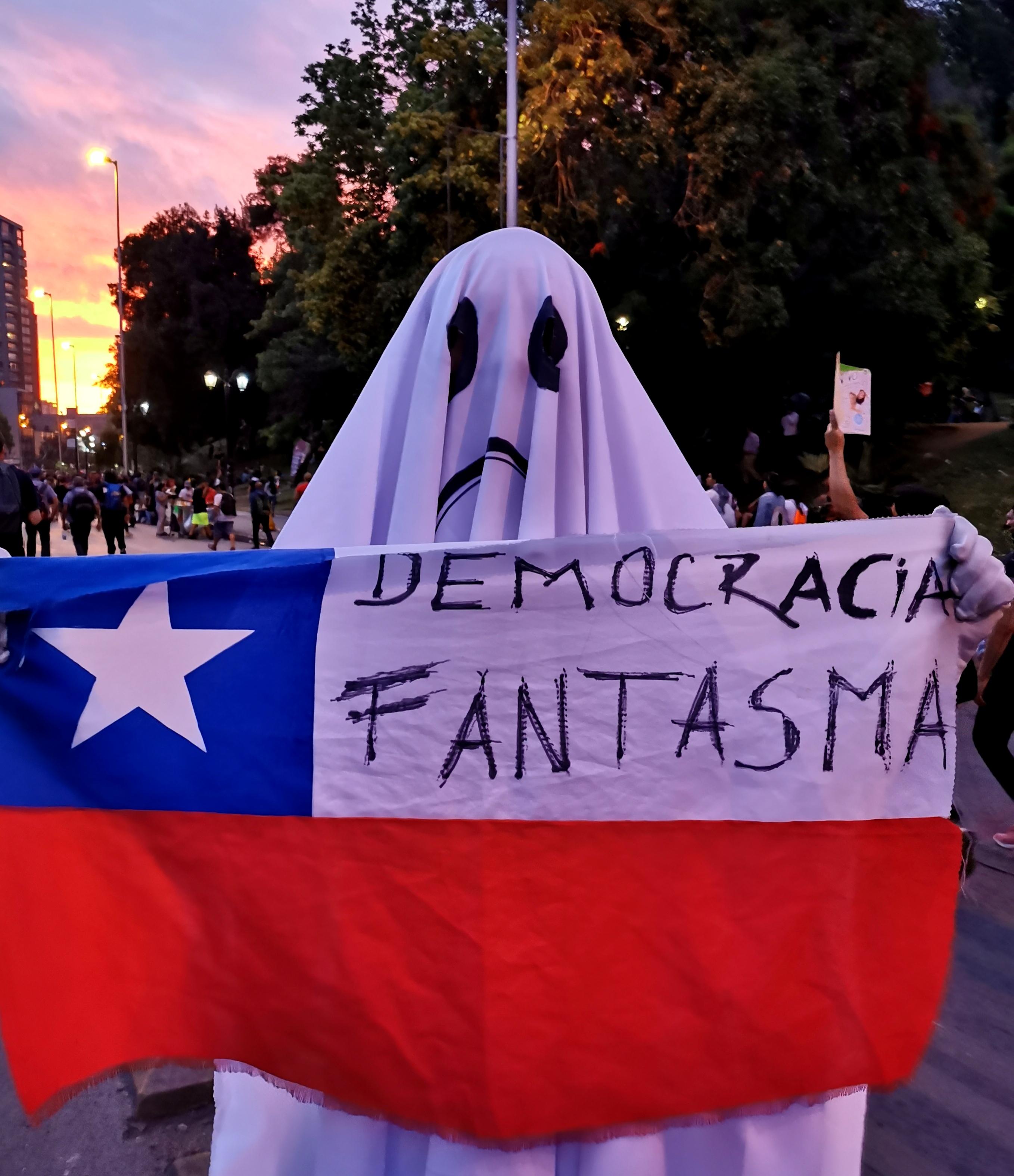 El fantasma de la democracia protegida