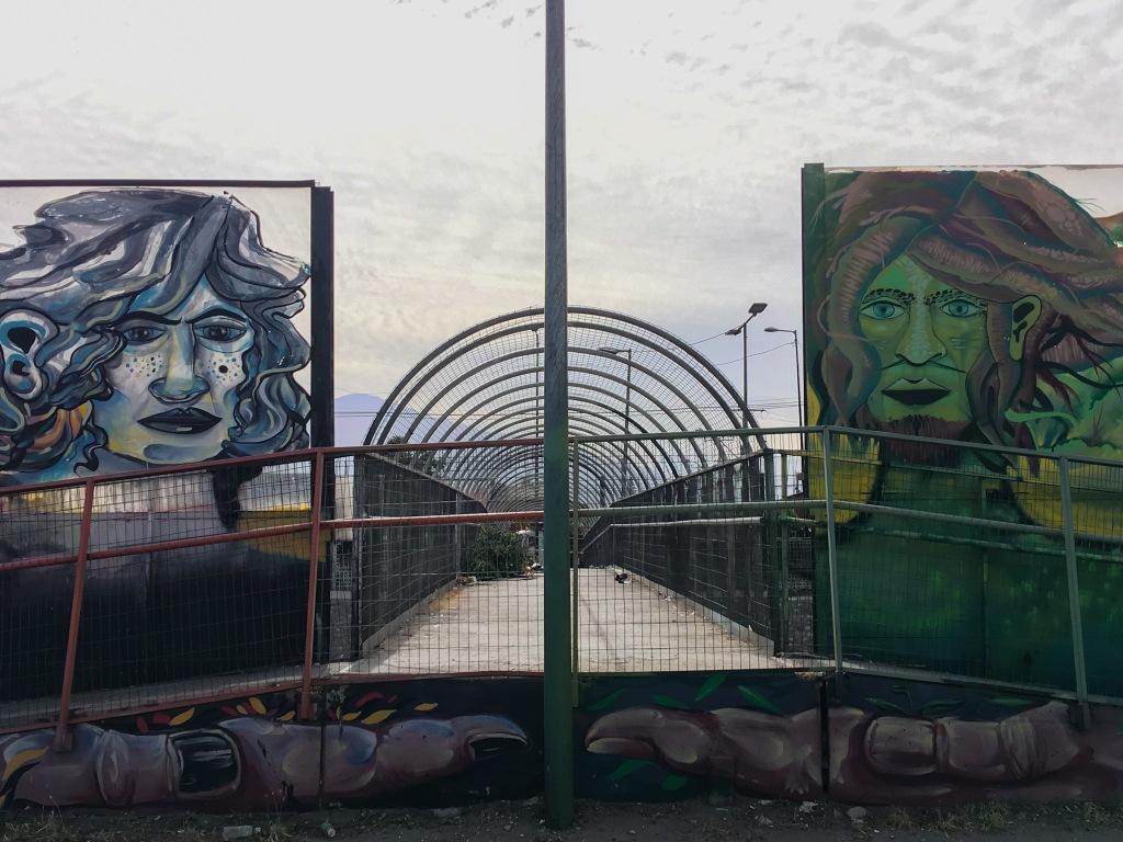 Dos caras de la (in)movilidad en La Pintana