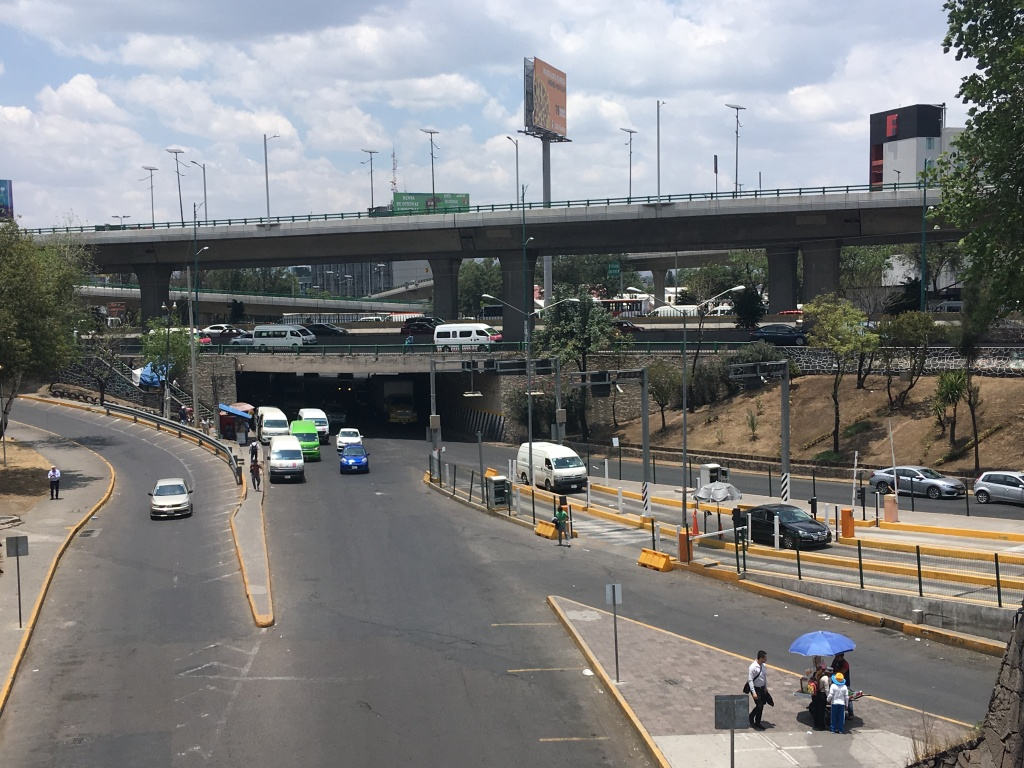 Entramado de (in)movilidades en Naucalpan de Juárez